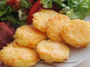 Снимка 3 от рецепта за Хапки от сирене `Едам`
