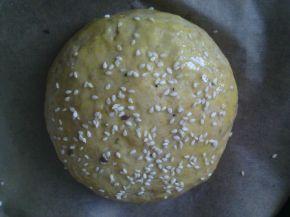 Снимка 2 от рецепта за Хляб с лимец и зехтин