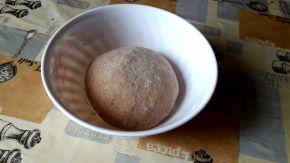 Снимка 3 от рецепта за Хляб с лимец и зехтин