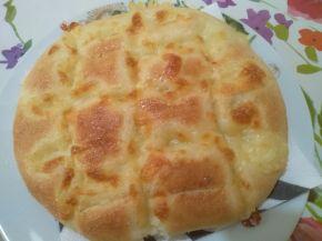 Снимка 2 от рецепта за Хляб с моцарела