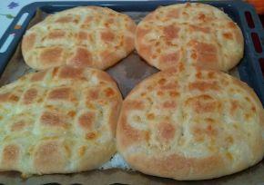 Снимка 3 от рецепта за Хляб с моцарела