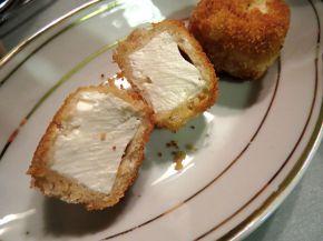 Снимка 2 от рецепта за Хрупкави панирани сиренца и кашкавалчета