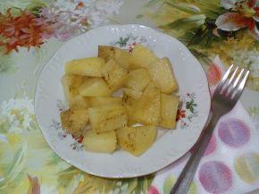 Снимка 6 от рецепта за Хрупкави печени картофи