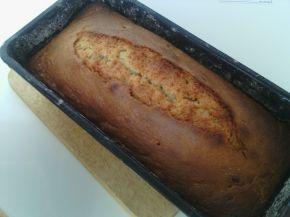 Снимка 2 от рецепта за Ябълков кекс с орехи