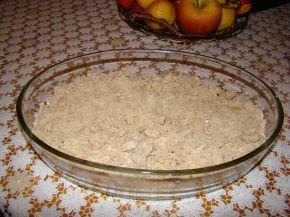 Снимка 2 от рецепта за Ябълков кръмбъл