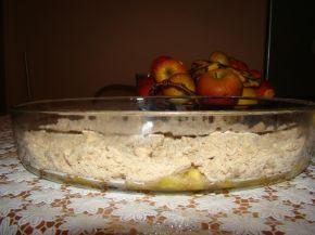Снимка 3 от рецепта за Ябълков кръмбъл