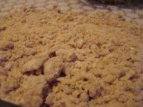 Снимка 4 от рецепта за Ябълков кръмбъл