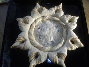 Снимка 6 от рецепта за Ябълков пай с канела