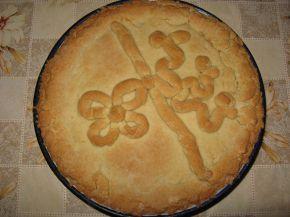 Снимка 5 от рецепта за Ябълков пай - II вариант