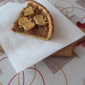 Снимка 2 от рецепта за Ябълков пай - IV вариант