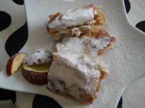 Снимка 2 от рецепта за Ябълков щрудел с готови кори