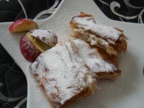 Снимка 3 от рецепта за Ябълков щрудел с готови кори