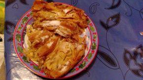 Снимка 3 от рецепта за Ябълков щрудел