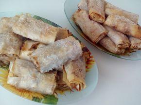 Снимка 6 от рецепта за Ябълков щрудел