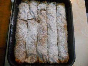 Снимка 3 от рецепта за Ябълкова баница