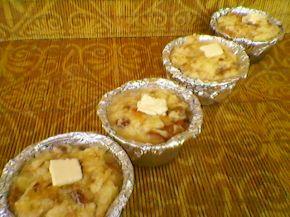 Снимка 4 от рецепта за Ягодови кейкчета с козунак