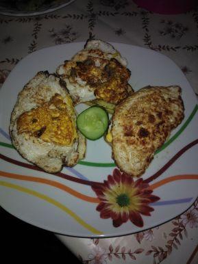 Снимка 2 от рецепта за Яйчени тиквички