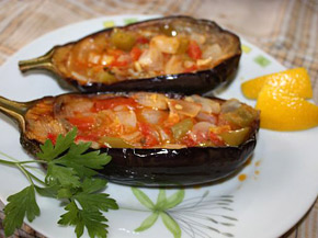 Снимка 8 от рецепта за Имамбаялдъ