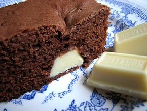 Снимка 1 от рецепта за Ирландски кекс с шоколад и уиски
