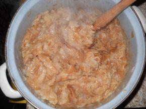Снимка 2 от рецепта за Юфка със сирене