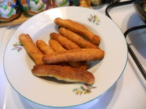 Снимка 5 от рецепта за Изварени пръчици