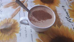 Снимка 11 от рецепта за Кафе с мляко и канела