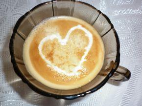Снимка 2 от рецепта за Кафе с мляко и канела