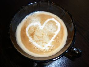 Снимка 3 от рецепта за Кафе с мляко и канела