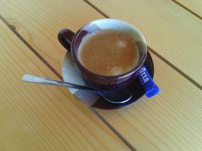 Снимка 4 от рецепта за Кафе с мляко и канела