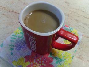 Снимка 7 от рецепта за Кафе с мляко и канела