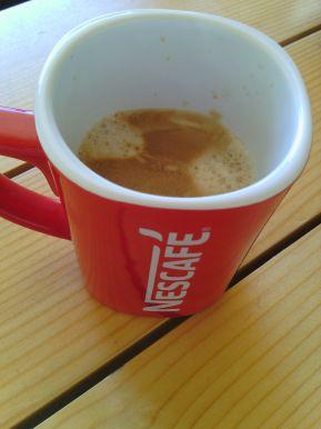 Снимка 8 от рецепта за Кафе с мляко и канела