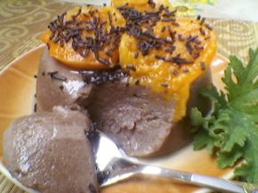 Снимка 2 от рецепта за Какаов крем с грис