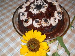 Снимка 2 от рецепта за Какаова торта