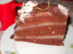 Снимка 4 от рецепта за Какаова торта