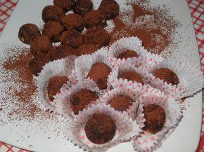 Снимка 2 от рецепта за Какаови топчета