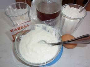 Снимка 2 от рецепта за Канелено-меден сладкиш