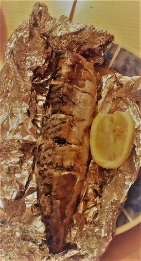 Снимка 2 от рецепта за Карагьоз на фурна във фолио