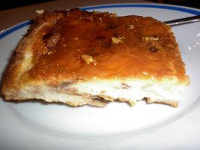 Снимка 4 от рецепта за Карамелен сладкиш с кроасани