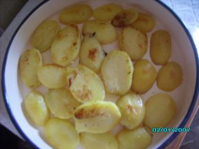 Снимка 2 от рецепта за Карета върху картофки