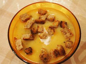Снимка 2 от рецепта за Картофена крем супа
