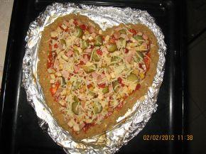 Снимка 2 от рецепта за Картофена пица