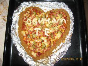 Снимка 3 от рецепта за Картофена пица