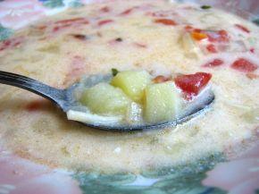 Снимка 2 от рецепта за Картофена супа