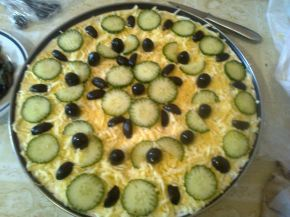 Снимка 2 от рецепта за Картофена торта