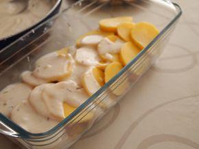 Снимка 9 от рецепта за Кaртофена запеканка