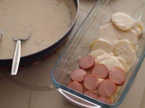 Снимка 10 от рецепта за Кaртофена запеканка
