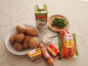 Снимка 11 от рецепта за Кaртофена запеканка