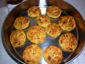Снимка 7 от рецепта за Картофени кюфтета на фурна