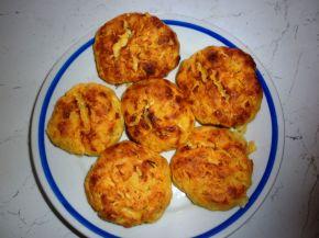 Снимка 8 от рецепта за Картофени кюфтета на фурна