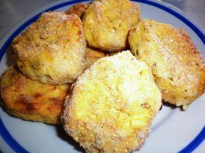 Снимка 9 от рецепта за Картофени кюфтета на фурна